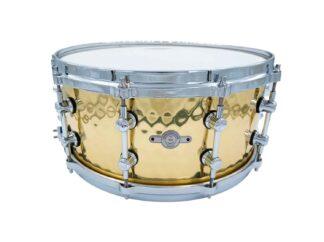 Drum-Limousine-Superior-Brass-lilletromme-14-x-6½--DL-SU-1465-BR