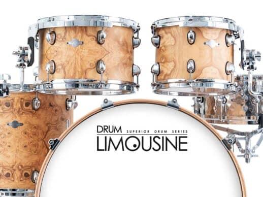 Drum-Limousine-Superior-Custom-ash-burl-toms