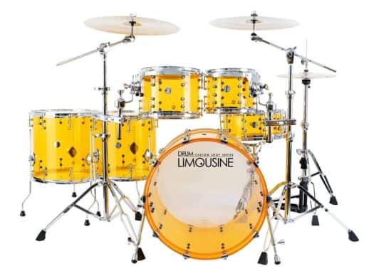 Drum-Limousine-trommesæt-DL-CUS-22-AC-YL