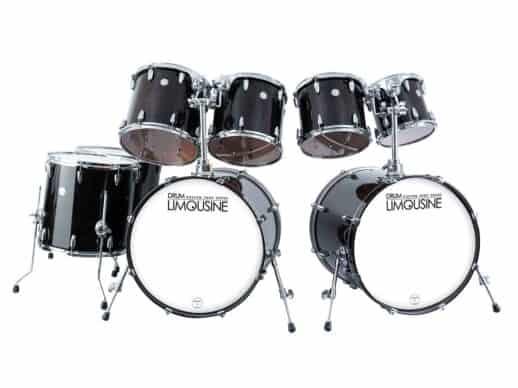 Drum-Limousine-trommesæt-DL-CUS-222-BK-uden-hardware