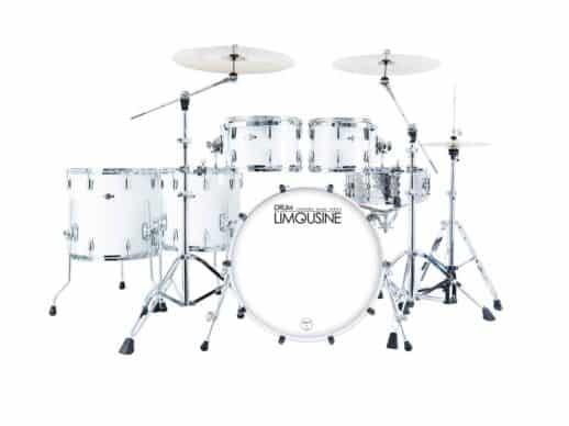 Drum-Limousine-trommesæt-dl-sup-22-1414-wh