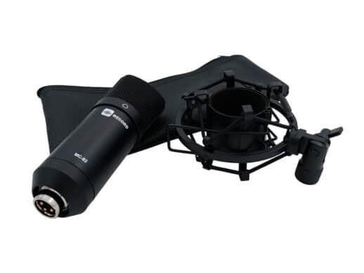 Record-MC-82-BK-kondensator-mikrofon-sort-tilbehør