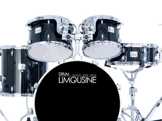 Drum Limousine Blaster DL-BLA-20-BG-close