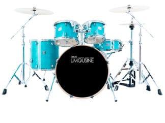 Drum-Limousine-Explorer-Trommesæt-DL-EXP-22-TS