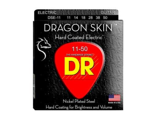DR-Strings-DSE-11-Dragon-skin-el-guitar-strenge,-011-050 Drum Limousine