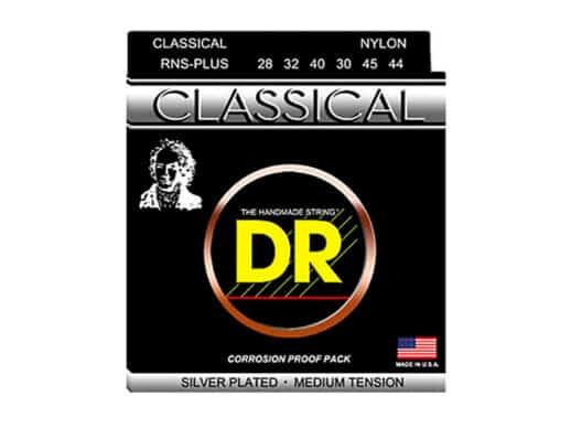 DR-Strings-RNS-Plus-spansk-guitar-strenge,-medium-tension Drum Limousine