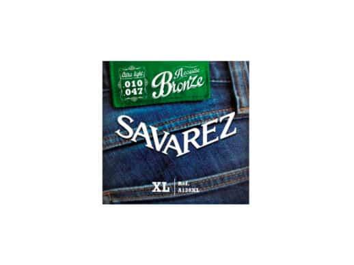 Savarez-A130XL-western-guitar-strenge,-010-047 Drum Limousine